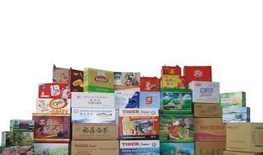纸箱包装业务